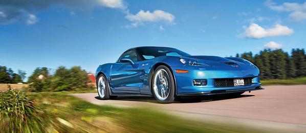 VIDEO: Så byggs Corvette ZR1