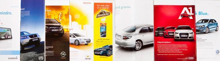 Annonsera i Automobil 2011