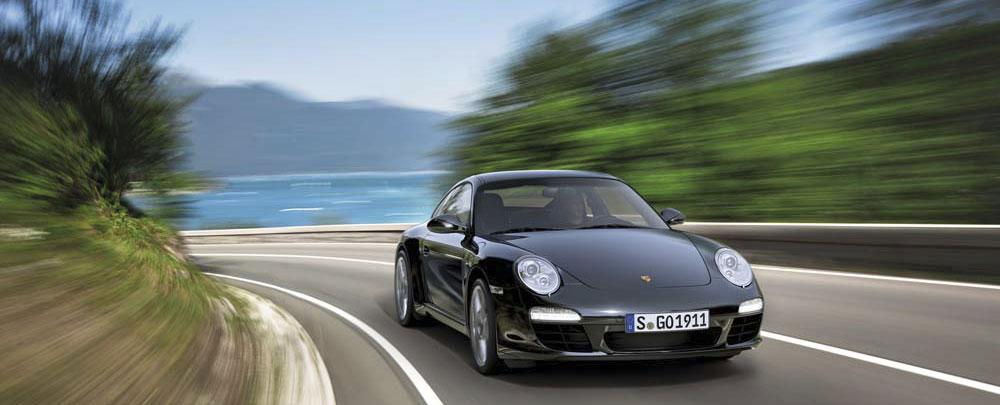Det nya svarta: Porsche 911