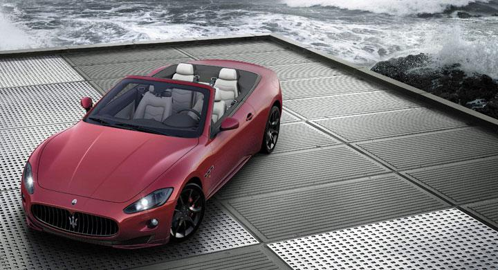 Maserati GranCabrio får ett S