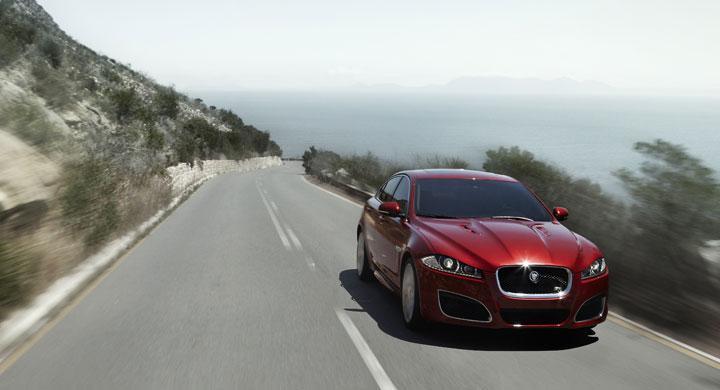 Jaguar XF har fått nytt nylle
