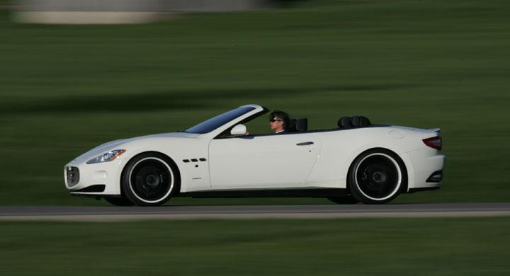 Novitec Tridente trimmar Maserati