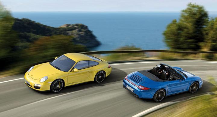 Porsche Carrera GTS – nu med 4