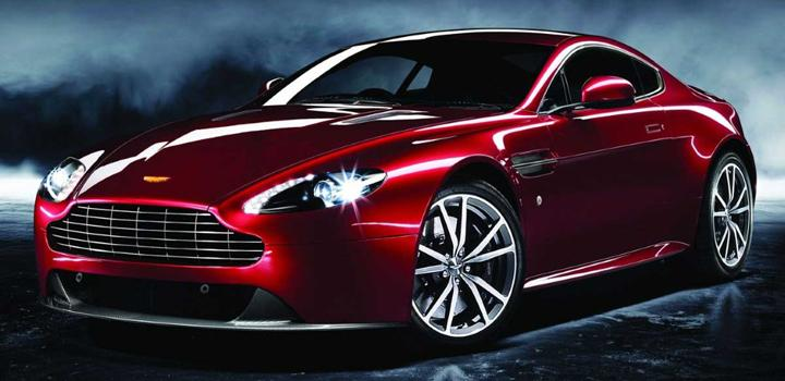 88 drakar från Aston Martin