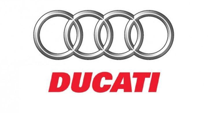 Audi har nu köpt Ducati