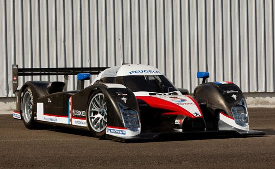 Le Mans Peugeot till salu