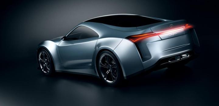 Toyota Supra uppföljare blir hybrid