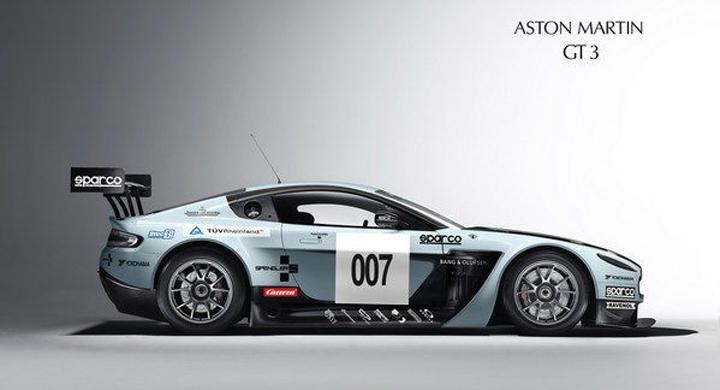 Race: Aston Martin V12 Vantage GT3