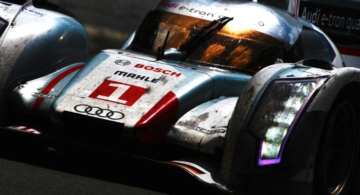Ett historiskt Le Mans 2012