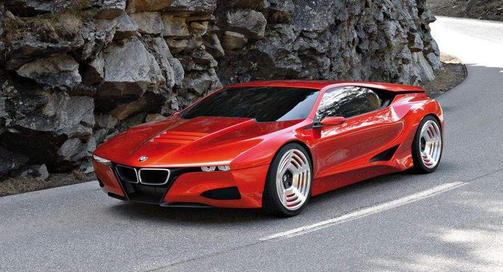 BMW M1 till 2016