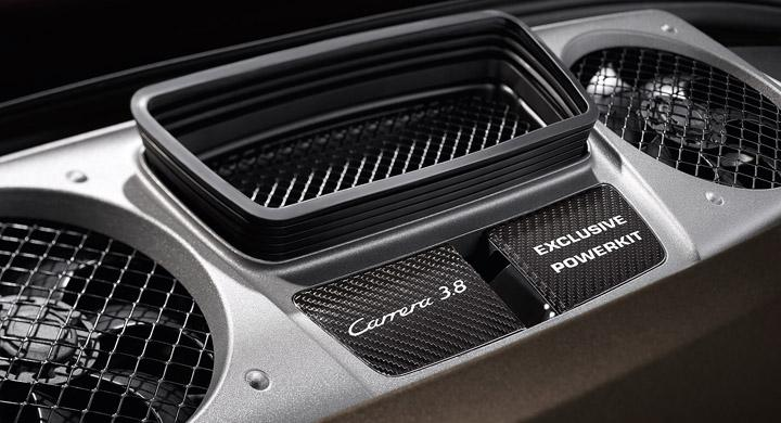Powerkit till 911 Carrera S