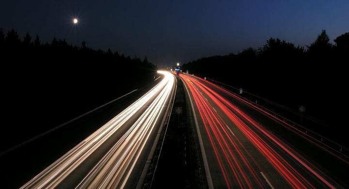 Autobahn kan begränsas till 130