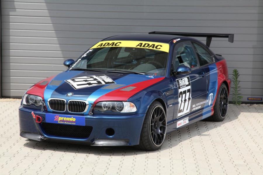 Custom: BMW M3 CSL REIL