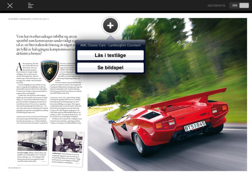 Appen för dig - Automobil Classic Cars