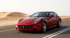 Ferrari FF – fler fakta om GT-vagnen