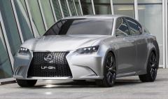 Lexus LF-Gh – redan fler bilder