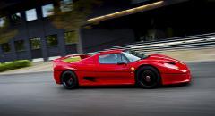 BILDSPEL: Ferrari F50