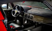 Ferrari F50 en orgie i kevlar och kolfiber. Vi vek ut den i Automobil 6.11.